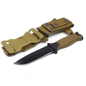 Горячая продажа фиксированным лезвием охотничий нож карманный тактический выживания нож 58hrc вес небольшой прямой кемпинг ножи открытый EDC мультитул