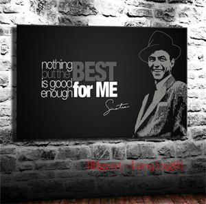 Frank Sinatra, Leinwand Stücke Home Decor HD gedruckt moderne Kunst Malerei auf Leinwand (ungerahmt / gerahmt)