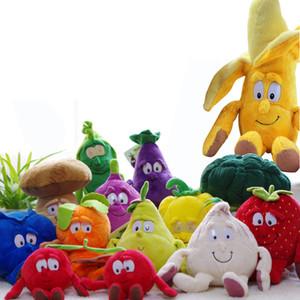 """30 CM Neue Obst Gemüse blumenkohl Pilz blueberry Starwberry güte gang 9 """"Weichem Plüsch Puppe Spielzeug"""