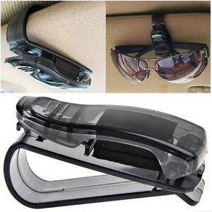 Hot Sale Auto fastener clip Auto Accessories ABS Car Vehicle Sun Visor Sunglasses Eyeglasses Glasses Holder Ticket Clip