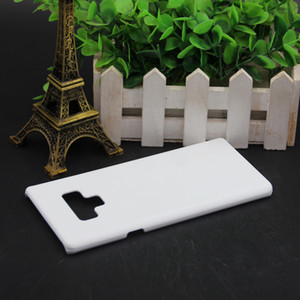 3D Sublimation Blank White Phone Cases for Samsung Galaxy S8 S9 Note 8 Note 9 for s7 s6 edge note 5 Hard Case