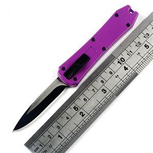 cuchillos automáticos supur mini cuchillo auto cuchillos alta calidad 5 colores sin micro cuchillo logo mini clave hebilla bolsillo cuchillo mango de aluminio