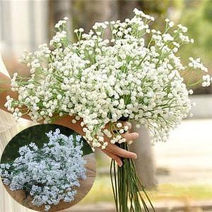 كانليتي عالية 500 قطعة / الوحدة لطيفة gypsophila الاصطناعي زهور الرئيسية حفل زفاف الديكور ديكور المنزل الزهور T2I086