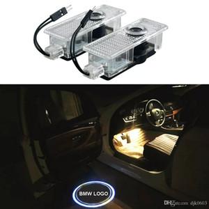 2 pz LED Car Door Cortesia Proiettore Logo Luce Per BMW E60 M5 E90 F30 F10 X5 X3 X6 X1 GT E85 E70 E71 E81 E82 E92 E93 F15 F16
