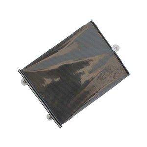 접을 수있는 Sun Shade 롤러 커튼 자동 커튼, 자동차 정면 용 범용 후방 윈드 실드 Sun Protection-Black