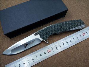 KJ Venom-II D2 Blade Katlanır Taktik Bıçak G10 Kolu Kaliteli Açık El aracı EDC Rulman Flipper Çakı