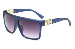 1Pcs 고품질 상표 일요일 유리 Evidence Sunglasses 디자이너 안경 아이웨어 mens 여자 폴리 쉬드 블랙 선글라스
