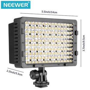 Großhandel 2-Pack 160 LED CN-160 dimmbar Ultra High Power Panel Digitalkamera für Canon Nikon Pentax Panasonic Olympus Digital