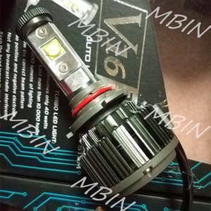 뜨거운 판매 자동차 스타일링 9006 hb4 V16 30W 3600lm 슈퍼 밝은 흰색 크리 어 LED 자동차 라이트 할로겐 헤드 라이트 안개 전구 램프 6000K DC12V