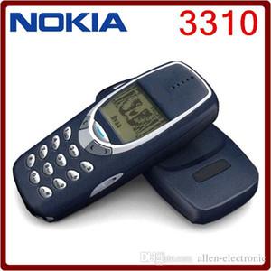 Reacondicionado Original NOKIA 3310 Celular GSM 900/1800 DualBand Games 4 Desbloqueado Teléfono nokia barato