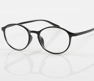 2018 New fashion TR90 Black Leopard Anti-fatigue Women Men Round Reading Glasses Presbyopia eyeglasses Strength 1.0 1.5 2.0 2.5 3.0 3.5 4.0