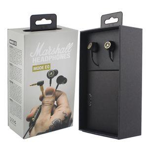마샬 모드 EQ 이어폰 마이크 DJ Hi-Fi 헤드폰 HiFi 헤드셋 전문 DJ 모니터 헤드폰 휴대 전화