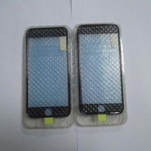 Original LCD Front Touch Screen Glasaußenlinse mit Rahmen OCA Film für iPhone 6plus Cracked Screen Repair Parts