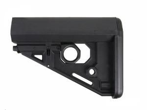 Nylon RAT-Stil Lager AR15 / M4 Mil Spez. Pufferrohrkanone Toys BK / DE