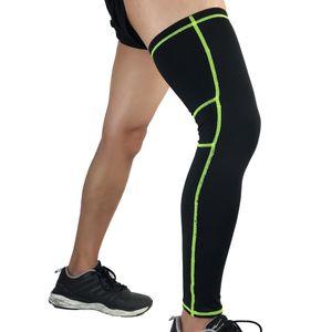 2018 Hopeforth Leg Sleeve Sports Cover MTB Ciclismo Correndo Basquete Voleibol Perna Tampa Esportes Perna Proteção