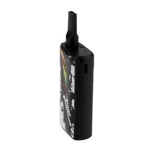 ALAMEDA Portable Vaporisateur Atomiseur 650 mAh Batterie Vape stylo mod Kit Avec CE3 cartouches de vaporisateur E cigs régulateur à 3 vitesses Kits E-cigarette