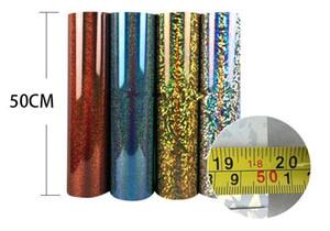 50 سنتيمتر * 100 سنتيمتر المجسم الفينيل نقل الحرارة مع نقل لزجة الفينيل الخلفي من 22 الألوان