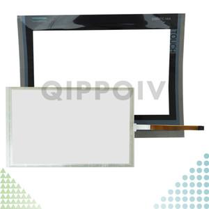 TP1500 Comfort 6AV2 124-0QC02-0AX0 6AV2124-0QC02-0AX0 Neue HMI-SPS-Touchscreen-Panel-Touchscreen und Front-Etikett