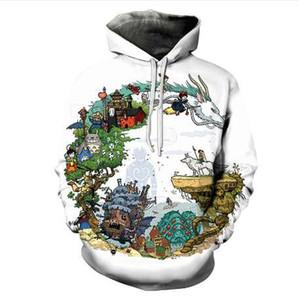 Sweat-shirts 3D Hoodies Hommes Femmes Hoodies Unisexe Marque Hoodie Anime Survêtements Casual Pullover Drop Ship Jacekts ZOOTOP BEAR