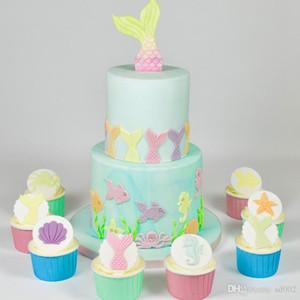 2 stücke In Einem Satz Eco Freundliche Kekse Cutter Mould Mini Artefakt Meerjungfrau Schwanz Kuchenform Küche Backenwerkzeuge 3 5 kl dd