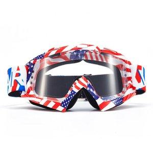 Yeni Kayak Snowboard Gözlüğü Önlemek Rüzgar Kar Araci Kir Bisiklet Gözlük Motocross Off-Road Gözlük Renk Lens Sıcak ürünler Açık spor