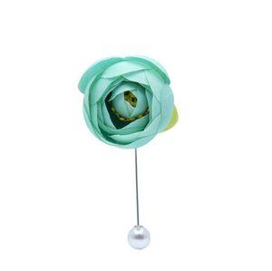 Корейский искусственный цветок Boutonniere 663 роза брошь корейская версия мужской и женской брошь с длинной иглой свадьба невеста Boutonniere