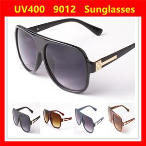 2018 hochwertige marke sonnenbrille herren mode beweis sonnenbrille designer brillen für herren frauen sonnenbrille neue brille 5 farbe 9012