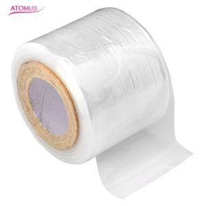 1 قطعة 42 ملليمتر الوشم البلاستيك الأغطية غطاء فيلم الحافظة شبه ماكياج دائم الوشم الحاجب اينر الوشم الملحقات