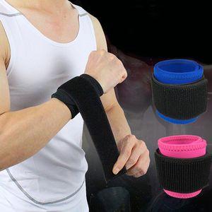 1 paio di braccialetti regolabili per il supporto del polso elastico proteggono il cinturino avvolgente affidabile guardia polso guardia polso guardia polso fasciatura all'ingrosso