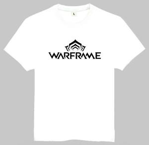 camisa Warframe t papel Loki manga curta jogo vestido Atire tees tecido de algodão Unisex vestuário da qualidade de camisetas