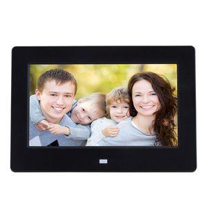 Tycipy HKD7G 7 بوصة شاشة LED إطار الصورة الرقمية الروبوت الإعلان لاعب سليم جدار دعم 1080P HD الفيديو مع WIFI