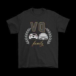Tee-shirt VQ famille Nissan 350Z Infiniti G35 JDM V6