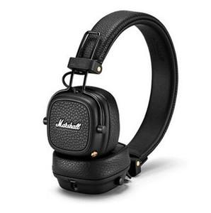 2018 новые Marshall Major III 3.0 Bluetooth наушники с микрофоном глубокий бас Привет-Fi DJ гарнитура беспроводная Главная 3 профессиональный для iphone X