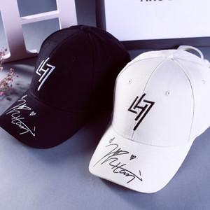 고품질 무료 배송 조정 가능한 돔 골프 Dasball Cap 힙합 모자 패션 그늘 모든 흰색 JX721 오리 혀 캡