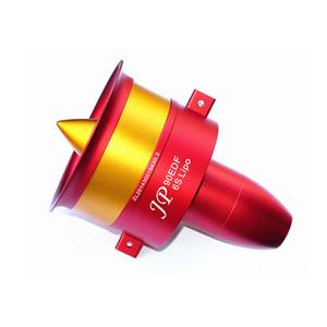 90 мм EDF полный металлический воздуховочный вентилятор JP 90 мм с тремя выбором бесщеточный двигатель: 4250 KV1750 двигатель (6s), 4250 KV1330 (8S), 4250 KV1050 (12s)