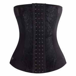 Polyester Corset taille Corsets Parti Steampunk Corsets Vêtements Gothique et bustiers Lingerie Sexy Femmes corselet Burlesque corsages