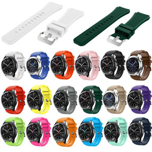Silicone Watch Strap for Samsung Gear S3 Band for Amazfit Stratos Strap 22mm Band Xiaomi Watch 1 2 Amazfit Pace Bracelet