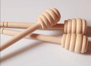 1000 шт./лот новые прибытия мини 15 см длинные деревянные мед ковши свадебные сувениры мед ковш ложка подарок бесплатная доставка