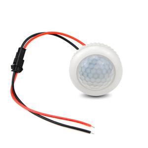 스마트 천장 램프 스위치 50HZ PIR 적외선 인체 ON / OFF 유도 스위치 220V 모션 센서 스위치 모듈