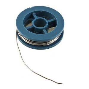 En iyi Fiyat 0.8mm 63/37 YENI 2.0% Kalay Kurşun Rosin Çekirdek Lehim Lehim Kaynak Teli Makara FLUX