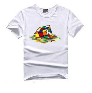 The Big Bang Theory T-shirt en coton à manches courtes T-shirt en coton