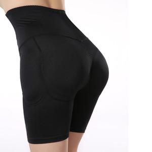 Pantalones de cintura alta sexy femenino multi acolchado Butt Lift Control bragas mujeres ropa interior sin costura mejorar los pantalones de faja de botín
