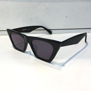 41468 óculos de sol para as mulheres Popular Fashion Designer Goggle proteção Designer UV Quadro Cat Eye Top qualidade vêm com pacote 41468S