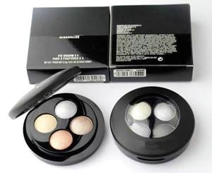 Brand new alta qualidade best-seller produtos frete grátis para coletar composição mineral 4 cor da sombra de olho 0.5 g