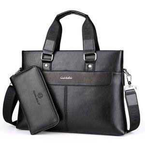 2017 Мужская мода искусственная кожа Crossbady сумка Мужские сумки мужской дизайнер бизнес портфель 14 дюймов ноутбук сумка сумки на ремне