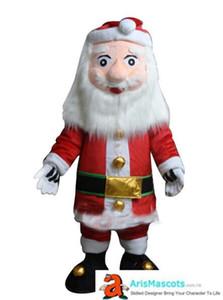 Achetez les costumes de mascotte Santa Clause en ligne pour les fêtes de fin d'année Robe mascotte déguisement