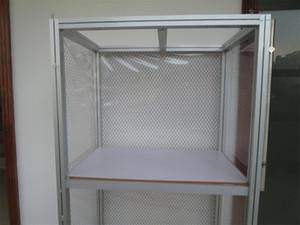 Limpiar la mesa de trabajo desmontable de la sala de limpieza del banco de trabajo Mesa de trabajo de la sala de estar limpiadora para el separador de la pantalla LCD Reacondicionar el tamaño medio
