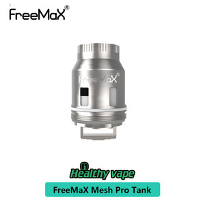 nuovo arrivo Freemax Pro Mesh Pro Bobine Single Single Triple SS316L DVC Sextuple Duodenary Mesh Coils per serbatoio Fireluke
