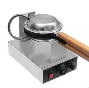Machine de grand fabricant de gâteau de oeuf d'acier inoxydable QQ Egg Waffle Maker