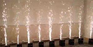 200g / 가방 차가운 불꽃 놀이 기계 스파크 재료 (연료) 결혼식 디스코를위한 차가운 스파크 분수 불꽃 놀이 기계에 대 한 분말